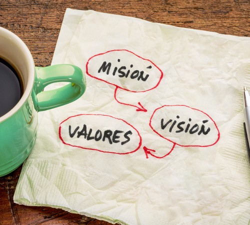 vision, mision