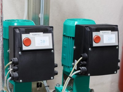 Mantenimiento calefacción, Calderas Intergas, Descalcificador y osmosis